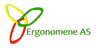 Ergonomene AS - siden 2013